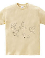 愛と平和の鳩