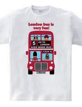楽しいロンドンバス