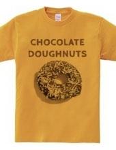 チョコレートドーナッツ