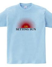 RISING SUN+SETTING SUN