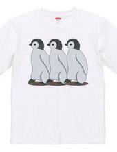 ペンギン三兄弟