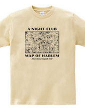 A NIGHT CLUB MAP OF HARLEM