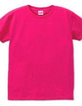 【無地】tropical_pink