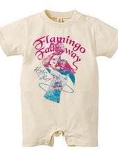 Flamingo Fadeaway