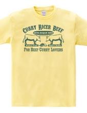 Curry Ricer Beef(カレーライサービーフ)