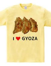 I Love GYOZA