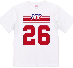 ニューヨーク・フットボール #26