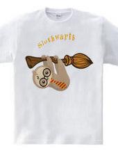 Slothwarts - The magical Sloth