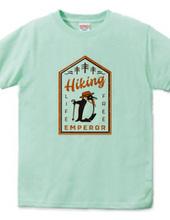 ハイキングコウテイペンギン