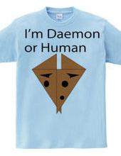 I m Daemon or Human(カラー3)