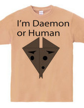I m Daemon or Human(カラー2)