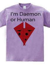 I m Daemon or Human(カラー1)