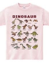 ちょっとゆるい恐竜図鑑