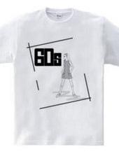 60sレトロガール