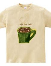 カフェラテ飲みたい
