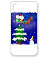 サンタクロース&クリスマスツリー