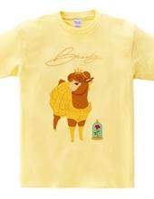 アルパカ 美女と野獣 *sweet dream alpaca*