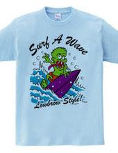 SURF A WAVE Color