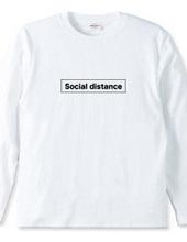 social distance TEE