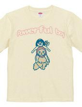 金太郎人形猫ロゴ