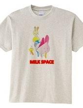 宇宙的うさぎミルクpiano