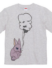 喫煙ウサギ