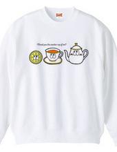 紅茶/モンスター