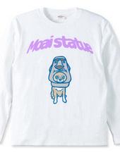 モアイ像犬ロゴ