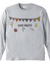 パーティー大好き
