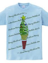 Matcha Ice Cream Tree