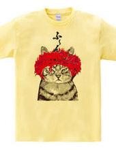 不機嫌な赤髪猫_A