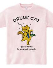 昭和の酔っぱらい猫