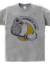 CT72 夜の誘惑 HORNED OWL*A