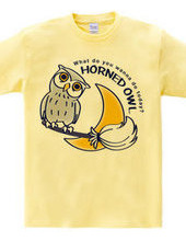 CT72 夜の誘惑 HORNED OWL*A