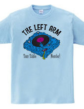 THE LEFT ARM COLOR