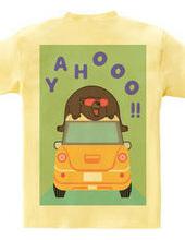 熊だってドライブしたいもん!