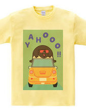 熊だってドライブしたいもん!!