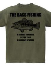 THE BASS FISHING(バックプリント)
