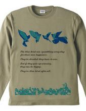 Ⅱ-No.19 The blue birds