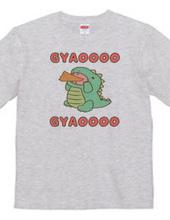 恐竜「ギャオーーーー」