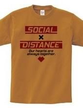 SOCIAL×DISTANCE