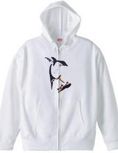 SK8 penguin