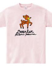 Deerlet(pieni peura)
