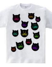 黒猫にゃんぶ