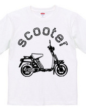 Scooter 昭和レトロ