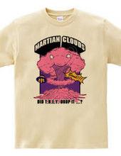 MARTIAN CLOUDS COLOR