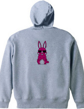 Mr.Rabbit PINK