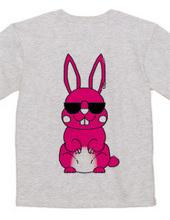 Mr.Rabbit PINK