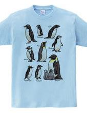 ペンギンだらけ