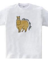 alpaca(alpakka)
